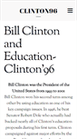 Mobile Preview of clinton96.org